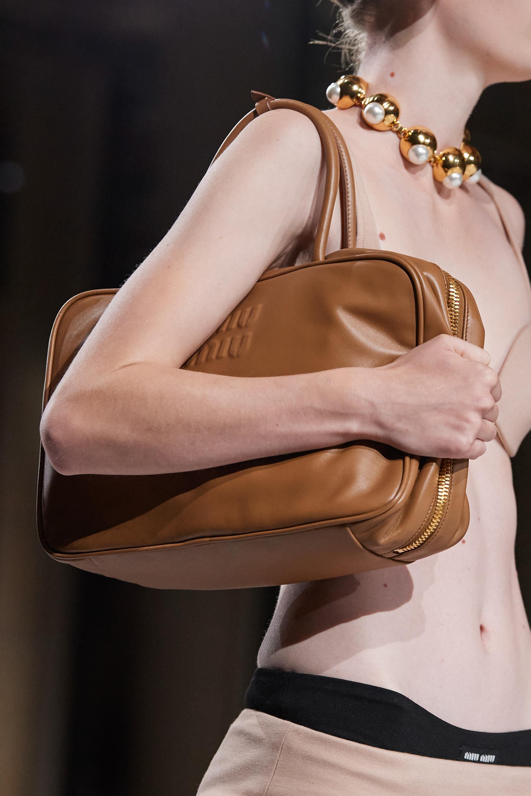 Miu Miu Spring 2022 Details Fashion Show