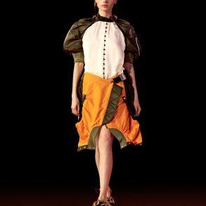 Sacai Spring 2022 Fashion Show