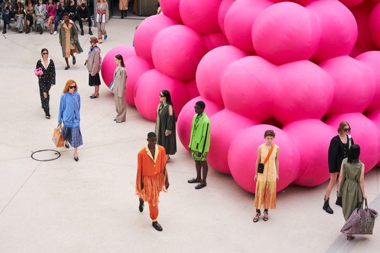 Victoria Tomas Spring 2022 Fashion Show