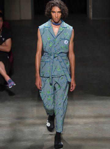 22/4 Hommes Spring 2018 Men's Fashion show