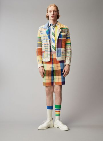 Thom Browne Resort 2018 Men's Lookbook