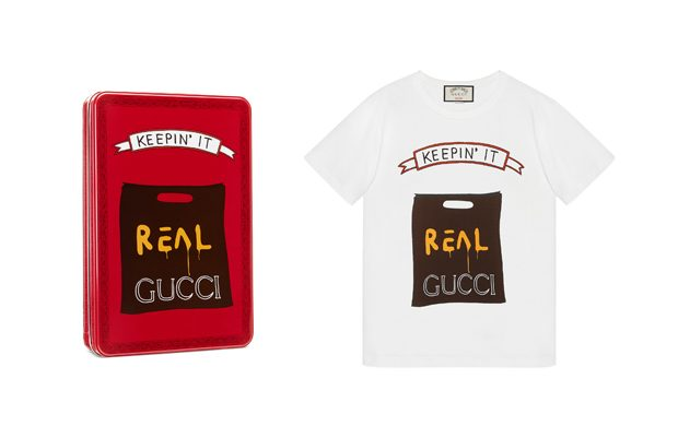 1445bd2e5b5 Get Geeky with Gucci and Angelica Hicks  T-Shirt Collection