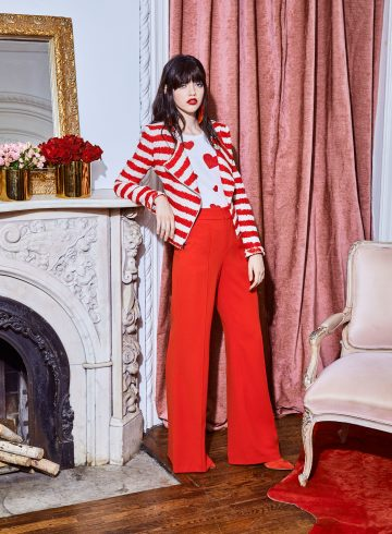 Alice + Olivia Resort 2018 Lookbook