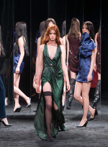 Azzaro Fall 2017 Couture Fashion Show