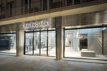 The Store Scout, Balenciaga Paris