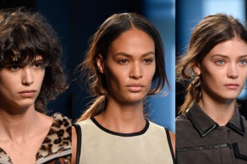 Bottega Veneta Spring 2016 Fashion Show Runway Beauty Photo