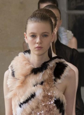 bouchra jarrar couture fall 2015 photo