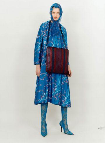 Balenciaga Pre-Fall 2017 Lookbook