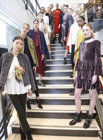 Banana Republic Fall 2017 Fashion Show