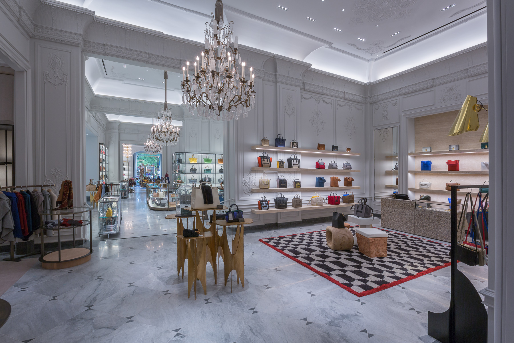 Visit either of our Bergdorf Goodman store information pages for more details about our location, phone numbers, subway directions, store hours, restaurants, services and events.
