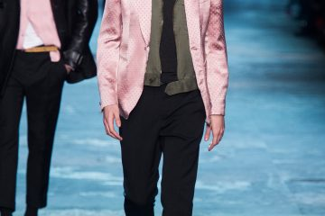 Berluti Fall 2017 Menswear Fashion Show