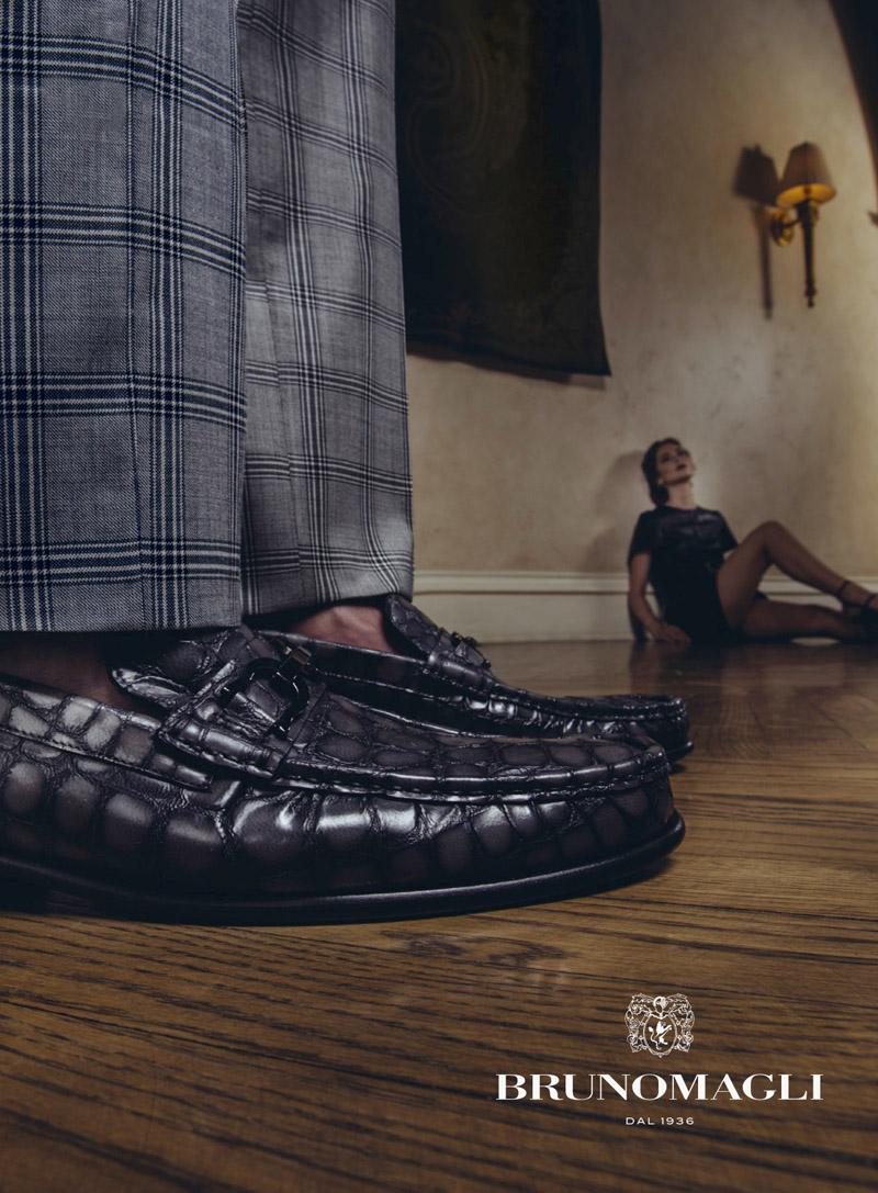 Bruno Magli fall 2015 ad campaign