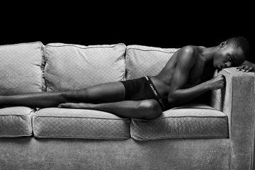 Calvin Klein Men's Underwear's Spring 2017 Ad Campaign, Featuring Moonlight Stars