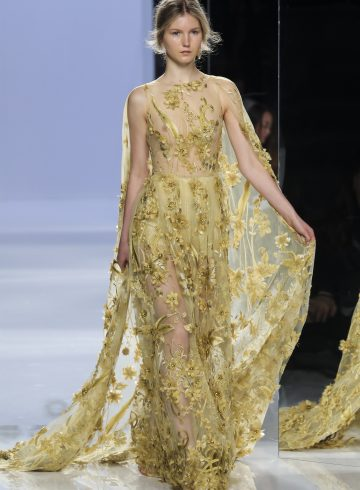 Carla Ruiz Spring 2018 Bridal Fashion Show