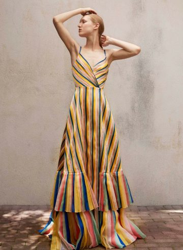 Carolina Herrera Resort 2018 Lookbook