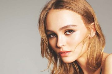 Chanel's No. 5 L'eau Fragrance Campaign with Lily Rose Depp