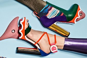 Christian Louboutin Goes Sporty For Loubi-Athlete Collection