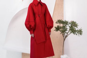 Claudia Li Resort 2018 Lookbook