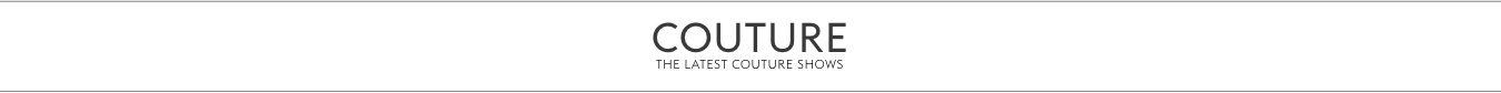 Couture Fashion Shows