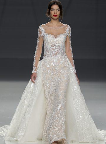 Demetrios Spring 2018 Bridal Fashion Show