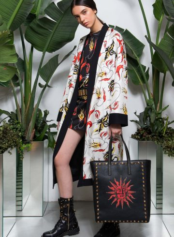 Fausto Puglisi Resort 2018 Lookbook