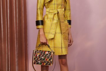 Fendi Resort 2018 Lookbook