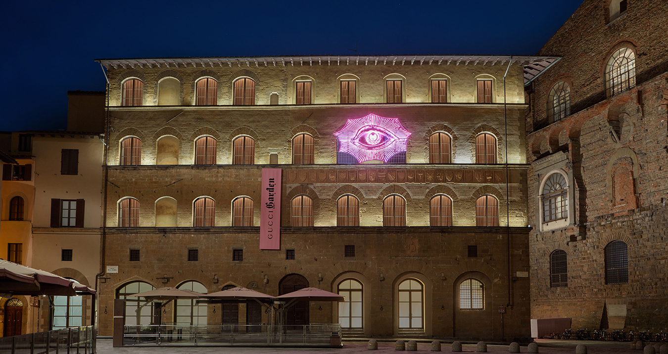 Gucci Garden Opens in Florence Taking Experiential Retail to Next level