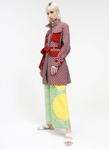 Huishan Zhang Resort 2018 Lookbook