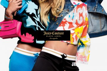 Juicy Couture Black Label Spring 2016 Ad Campaign