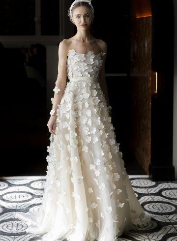 Lela Rose Spring 2018 Bridal Fashion Show