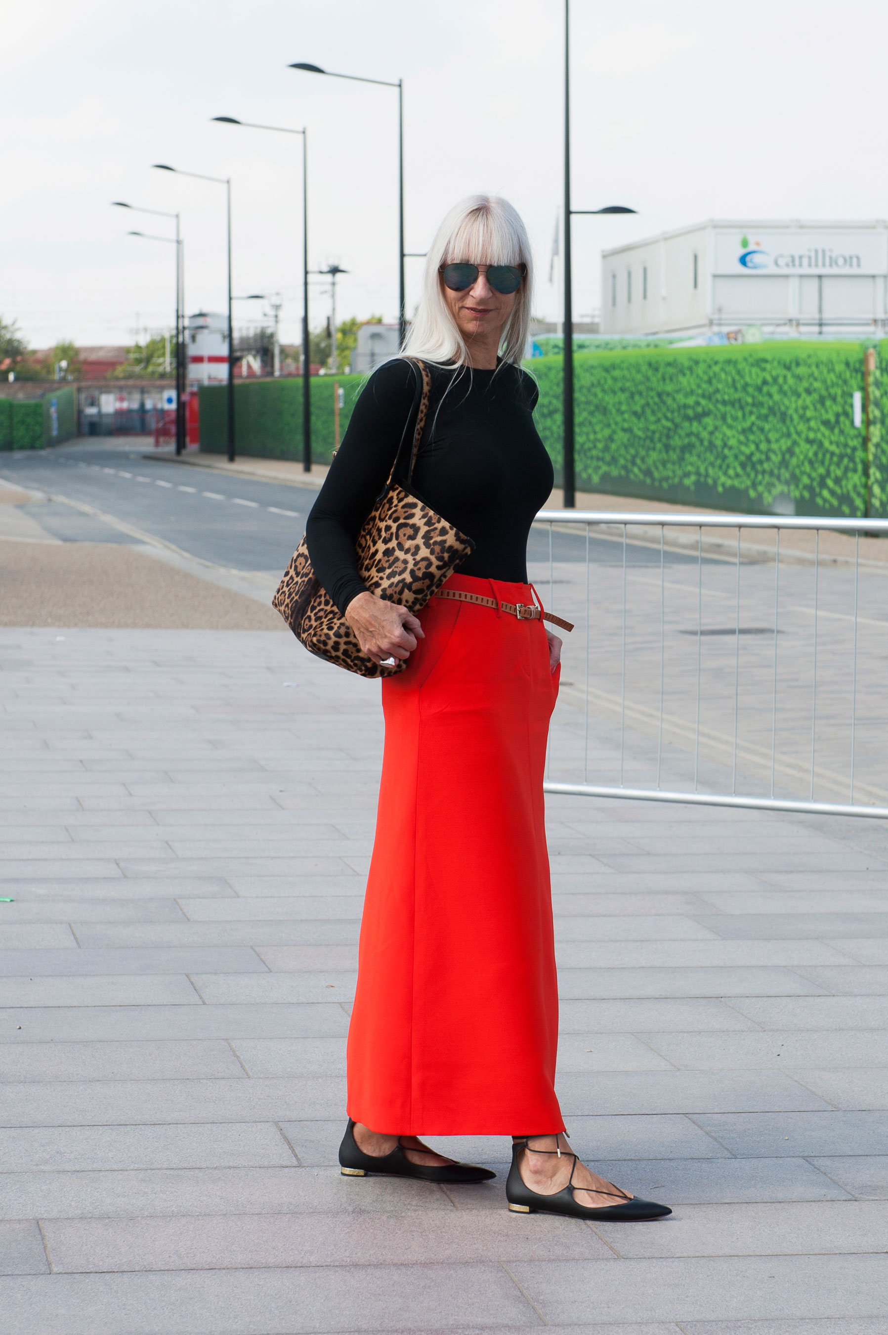 The Best Of London Fashion Week Street Style Spring 2016 Day 3 The Impression