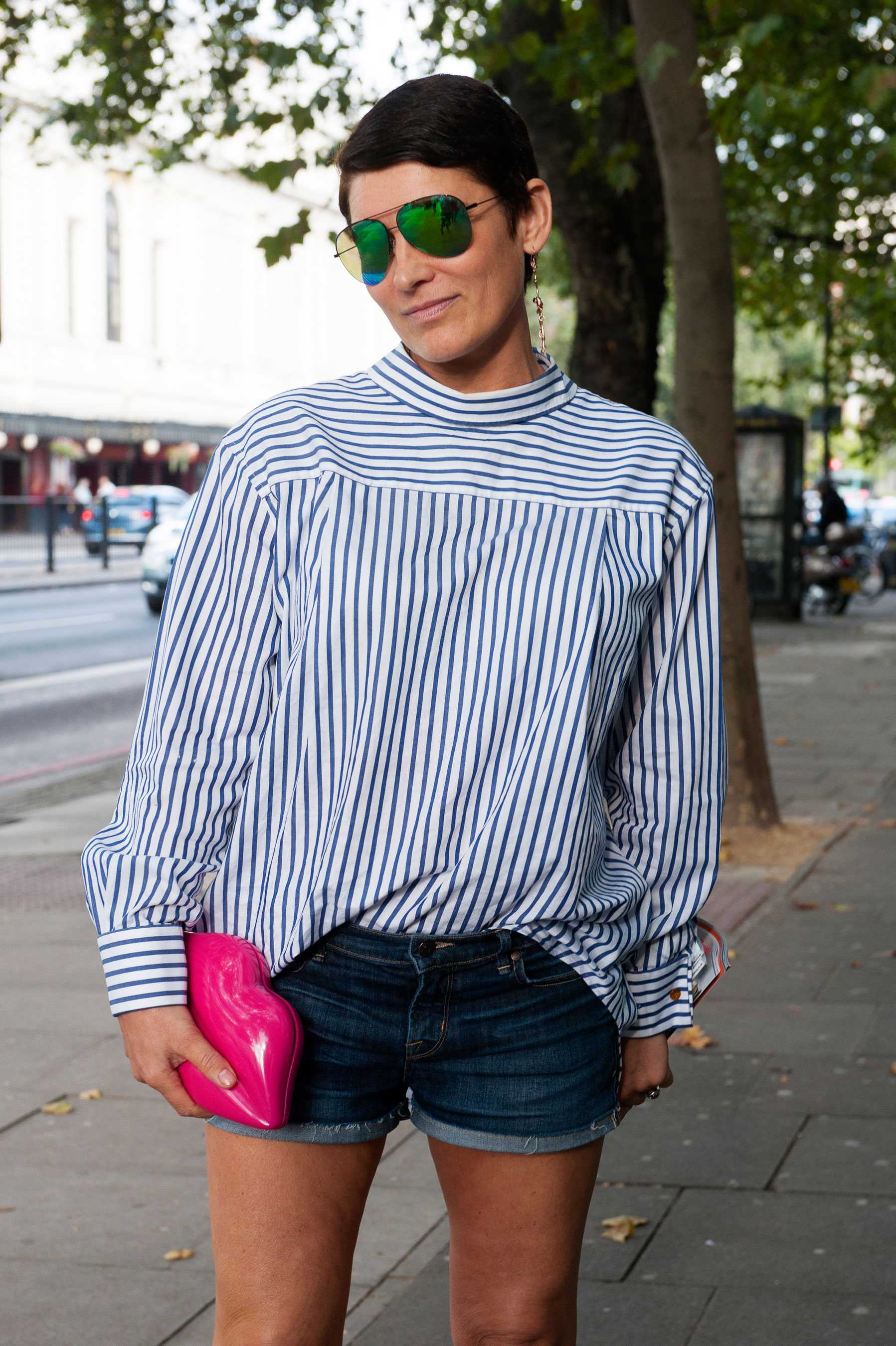 London Fashion Week Street Style Day 3 Spring 2016 Fashion