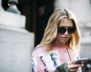 The Best of The Impression's London Fashion Week Models off-Duty Street Style Fall 2017 - Day 2