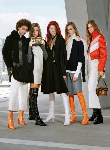 Louis Vuitton Pre-Fall 2017 Lookbook