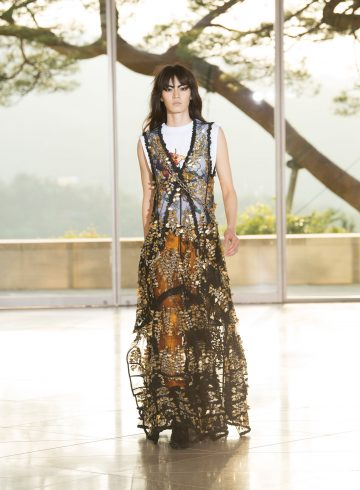 Louis Vuitton Resort 2018 Fashion Show
