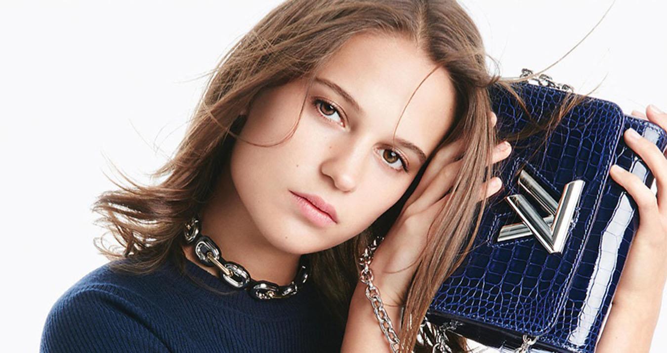 Alicia Vikander Detail: The Twist With Alicia Vikander - The
