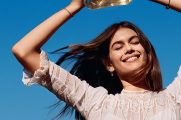 Marc Jacobs' Daisy Fragrance Spring 2017 Ad Campaign with Kaia Gerber