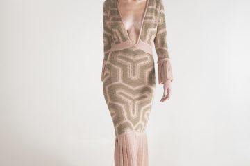 Maria Aristidou Spring 2017 Couture Fashion Show