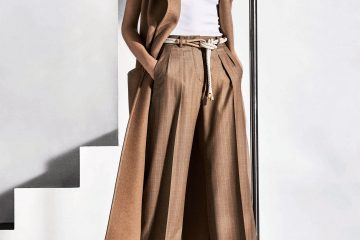 Max Mara Resort 2018 Lookbook