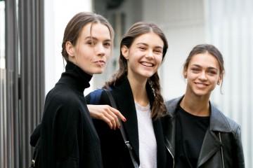 Milan Fashion Week Street Style Day 6 September 2015