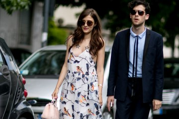 milan street style mens fashion week june 12015 photo