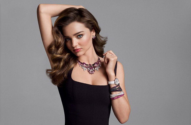 Miranda Kerr Swarovski Fall 2015 Photo