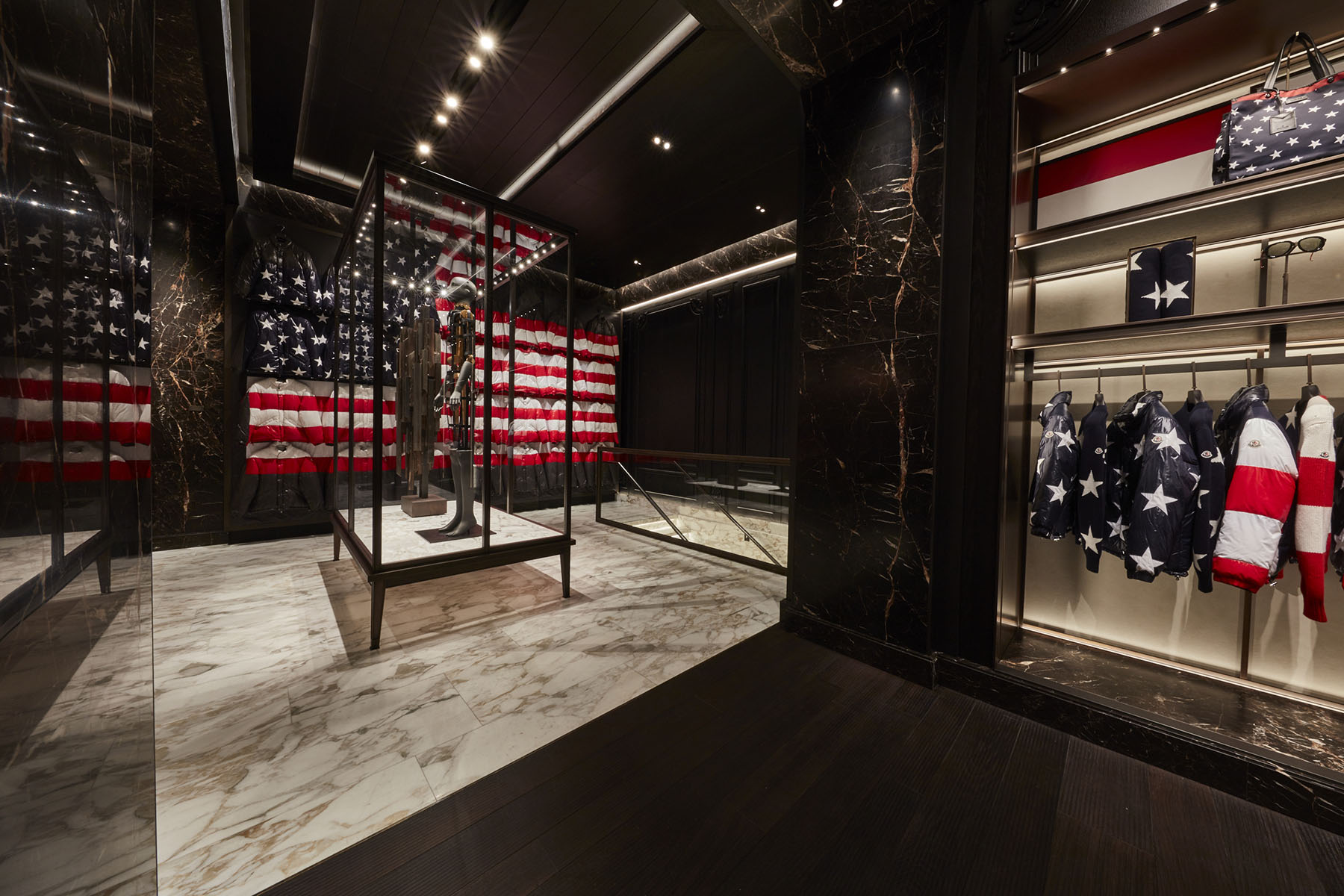 1447a2f98 Moncler Madison Avenue Flagship - The Impression