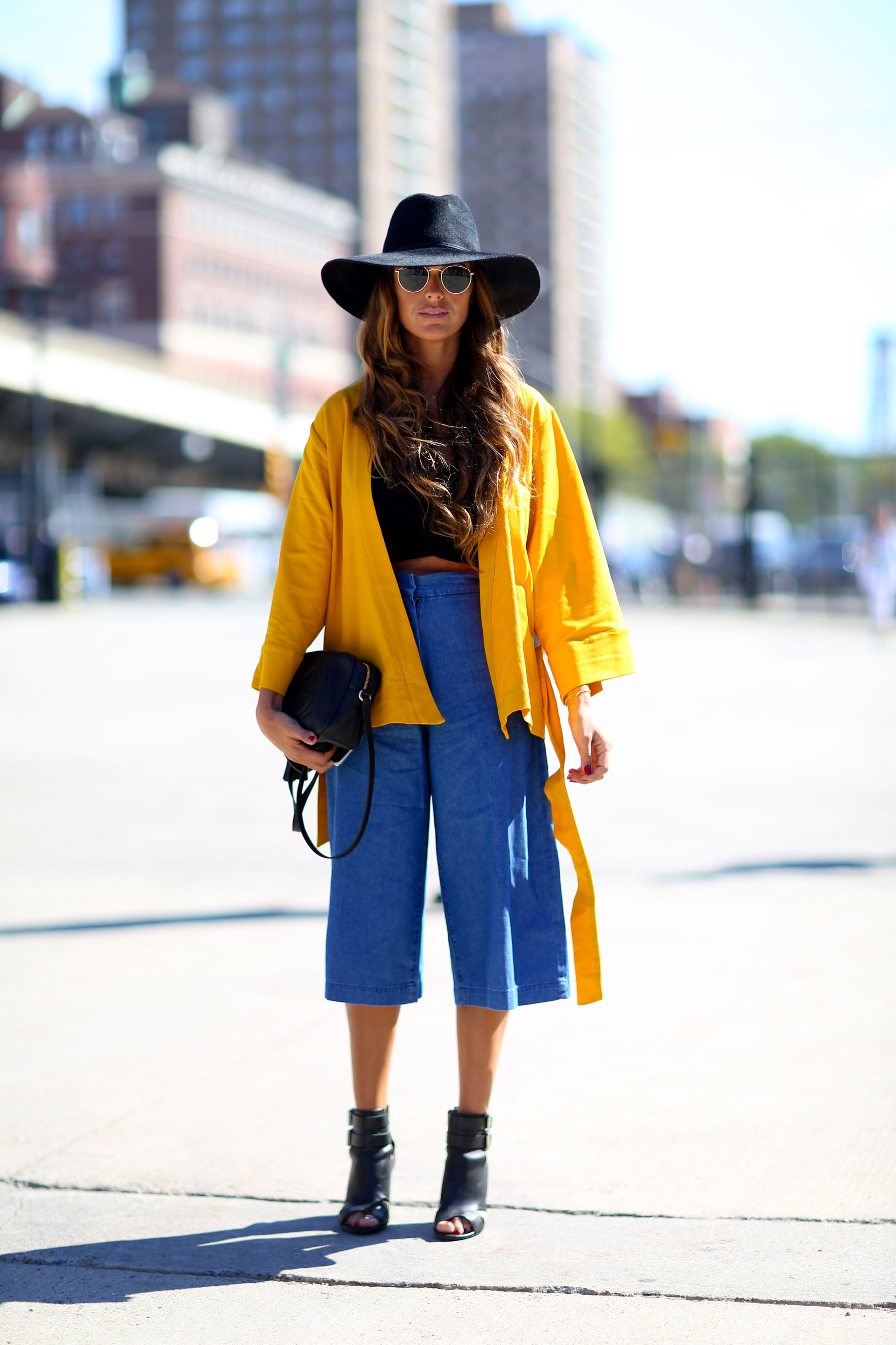 New York Fashion Week Streets Style Day5 Spring 2016