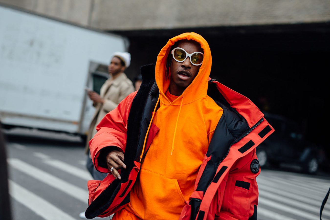 New York Week Fashion Week Men 39 S Street Style Day 3 Fall