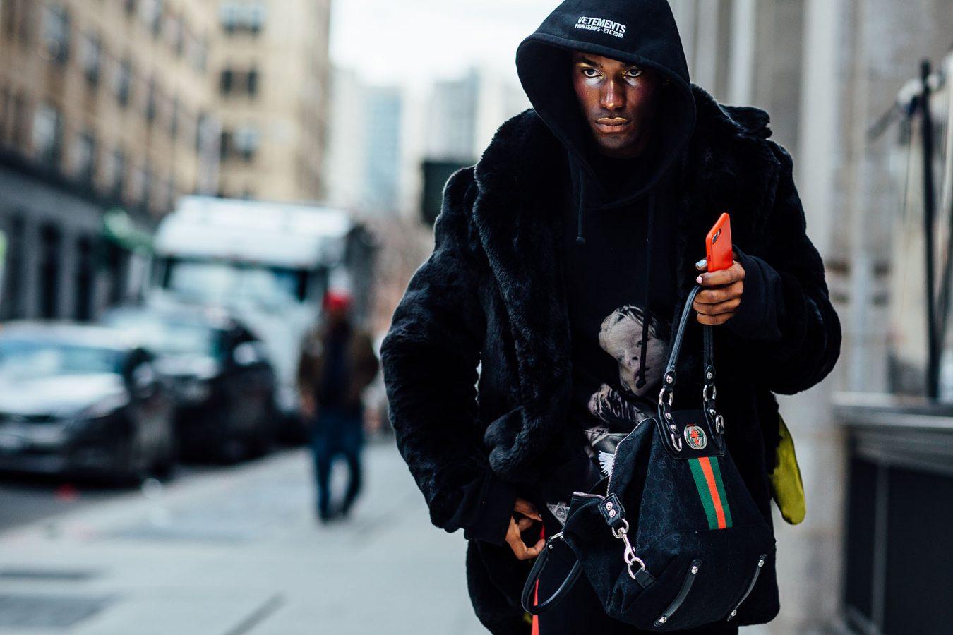 New York Week Fashion Week Men 39 S Street Style Day 4 Fall