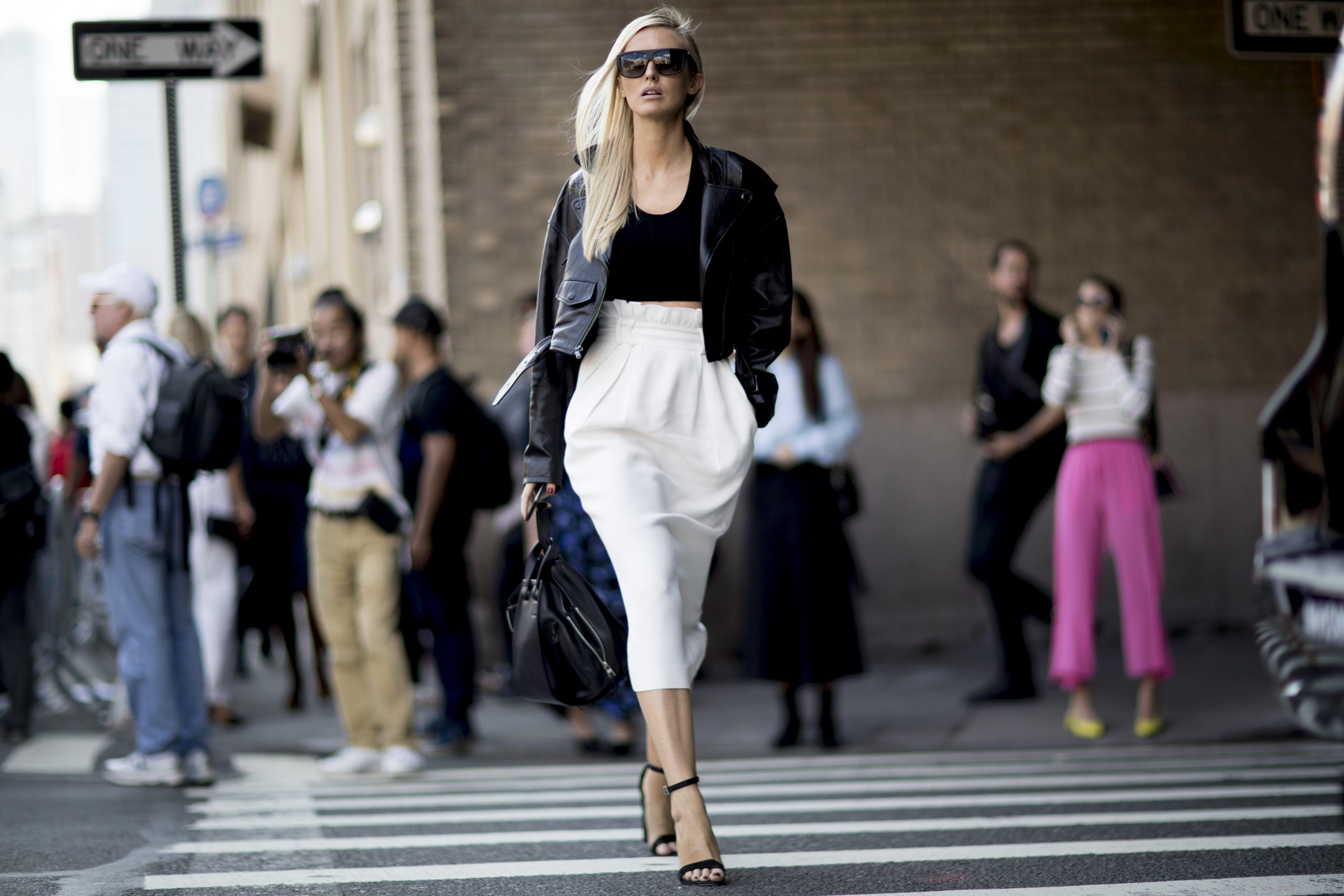 Vincenzo Grillo's Top 20 Street Style Looks from Spring 2018