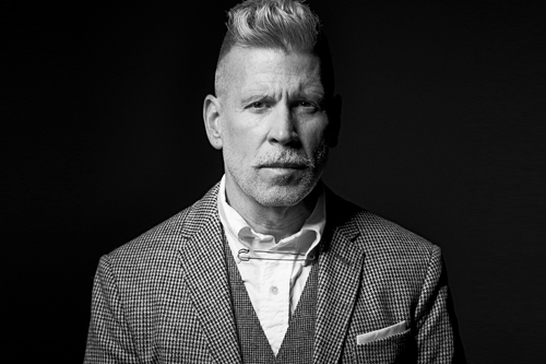 Nick Wooster photo