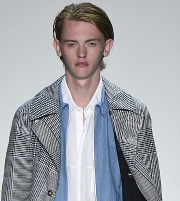 Ovadia & Sons Spring Summer 2016 Mens show photo