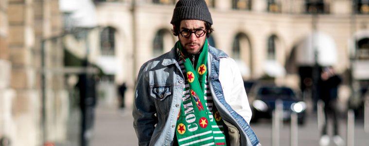 Paris Men's Fashion Week Street Style Day 1 Fall 2017